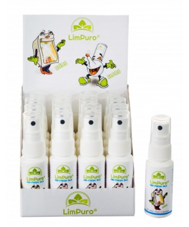 LimPuro AIR-FRESHENER DLX Liquid 30ml