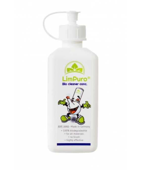 LimPuro Bong Pipe Bio Cleaner Concentrate 100ml
