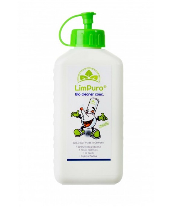 LimPuro Bong Pipe Bio Cleaner Concentrate 250ml