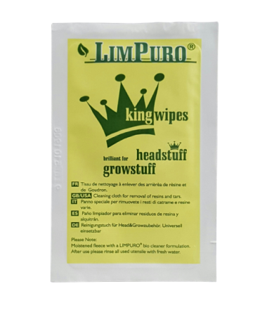 LimPuro King Wipes 10 Pack